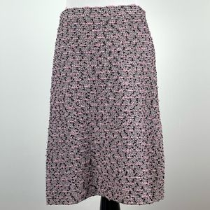Vtg St John Collection skirt 10 Boucle Knit pencil
